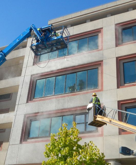 Commercial Steam Pressure Washing San Francisco, CA